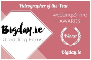 Wedding Videographer of the Year 2019